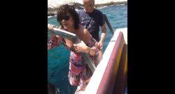 Se alquila un barco para follar a quien quiera en el mar